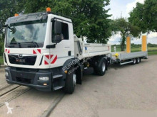 MAN three-way side tipper truck TGM 18.320