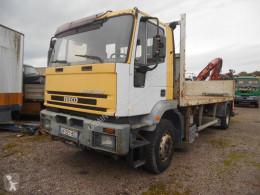 Camion cassone standard Iveco Eurotrakker 330E34