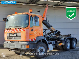 MAN DF 27.314 truck used hook arm system