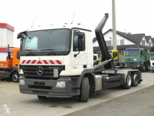 Camion Mercedes Actros 2541 L6x2 Abrollkipper Lenk+Liftachse polybenne occasion