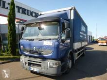 Renault ponyvával felszerelt plató teherautó Premium 310.19