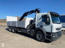 Ciężarówka platforma do transportu złomu Renault Premium Lander 370.19 DXI