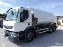 Camion Renault Premium 320.26 cisterna idrocarburi usato