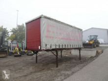 Kiste Savoyer Schiebegardinen ENCO 74 Wechselbrücke Schiebeplanen / Edscha