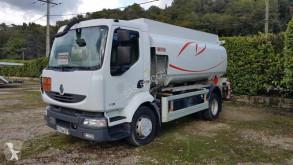 Camion Renault Midlum 270.16 DXI cisternă hidrocarburi second-hand
