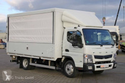 Mitsubishi Canter 7C18 Getränkepritsche Orten LBW AHK truck used tarp