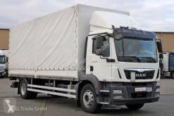 Camion savoyarde MAN TGM 18.290 Pritsche Plane LBW 2x Tank LGS EBA2