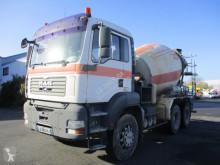 Lastbil MAN TGA 26.310 betong blandare begagnad
