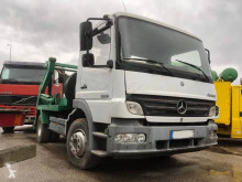 Lastbil containertransport Mercedes Atego 1518