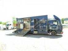 Kamion MAN 12.192 Pferdetransporter*Platz für 5 Pferde* vůz na dopravu koní použitý
