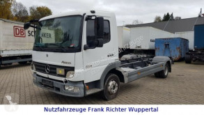 Mercedes 816 Fahrgestell, Euro5,374TKM,TÜV10/21 truck used chassis