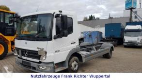 Mercedes chassis truck 816 Fahrgestell,3er Sitz,Tüv Neu, 317TKM