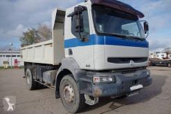 Camión Renault Kerax 320.19 volquete de obra usado