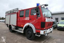 Camión Camion Mercedes 1222 AF DoKa AHK 4X4 SFK FEUERWEHR