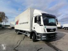 Camion cu prelata si obloane MAN TGM 12.290 4x2 BL Euro 6 Klima Navi