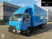 Renault D 7.5 / Ladebordwand / 3 Sitze / Airbag truck used box