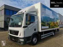 Camião MAN TGL 8.150 / Ladebordwand / Navi / Rückfahrkamera furgão usado