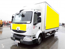 Camión Renault Midlum 190 furgón usado