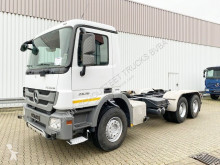 Lastbil chassis Mercedes Actros 2636/41 K 6x4 2636/41 K 6x4, Doppelter Nebenantrieb