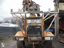 Camião Brimont BRUTT 5.1T 4X4 furadora usado