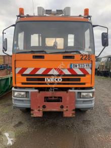 Camion polybenne Iveco Eurocargo 150 E 18