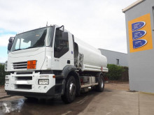 Iveco Stralis 270 truck used oil/fuel tanker