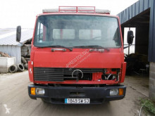 Mercedes 914 truck used livestock trailer
