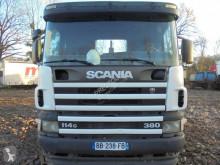 Portacontenedor de cadenas Scania C 114C380