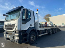 Iveco heavy equipment transport truck Stralis 360
