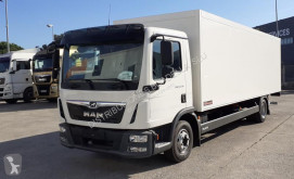 MAN TGL 12.250 BL truck used box