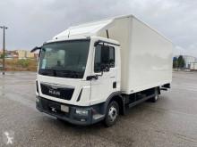Camión MAN TGL 8.180 furgón caja polyfond usado