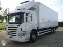 Camión Scania frigorífico usado