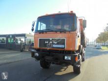 Camião MAN 19.372 basculante usado