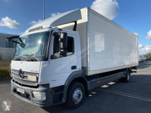 Camión furgón caja polyfond Mercedes Atego 1318