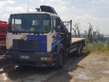 MAN F2000 26.343 truck used standard flatbed