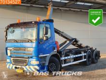 Kamión hákový nosič kontajnerov DAF CF85