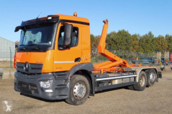 Mercedes hook arm system truck Antos