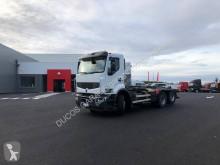 Camión Gancho portacontenedor Renault Premium Lander 460.26