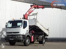 Vrachtwagen kipper Renault Kerax 320