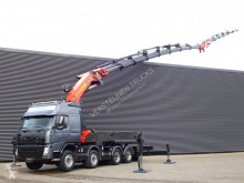 Volvo flatbed truck FM 480