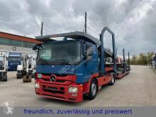 Camion pentru transport autovehicule Mercedes * ACTROS 1844 * RETARDER * ACC * LOHR AUFBAU *