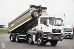 Camion ribaltabile MAN TGS / 41.440 / E 5 / UAL / 8 X 6 / WYWROTKA