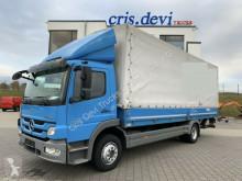 Camión lona corredera (tautliner) Mercedes 1224 4x2 Pritsche Plane LBW
