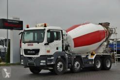 Camion béton toupie / Malaxeur MAN TGS 32.400/CEMENTMIXER 9M3 /LIEBHERR/ MANUAL/EEV