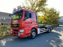 Camião MAN TGA TGS 26.440 6X2 Meiller/Retarder/€5 EEV basculante usado