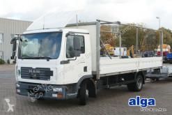 Camion MAN 8.180 TGL BB 4x2, Gerüstbau, 3. Sitz, Euro 4,AHK platformă si obloane second-hand
