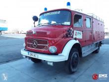 Camion pompieri Mercedes 1113