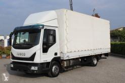 Camión Iveco Eurocargo ML 75 E 19 P lona corredera (tautliner) usado