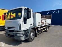 Camião porta máquinas Iveco Eurocargo 160 E 22 K tector