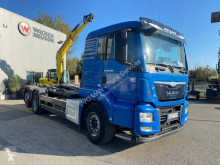 Camion polybenne MAN TGS 26.480
